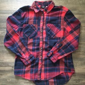 Plaid Flannel BDG Shirt